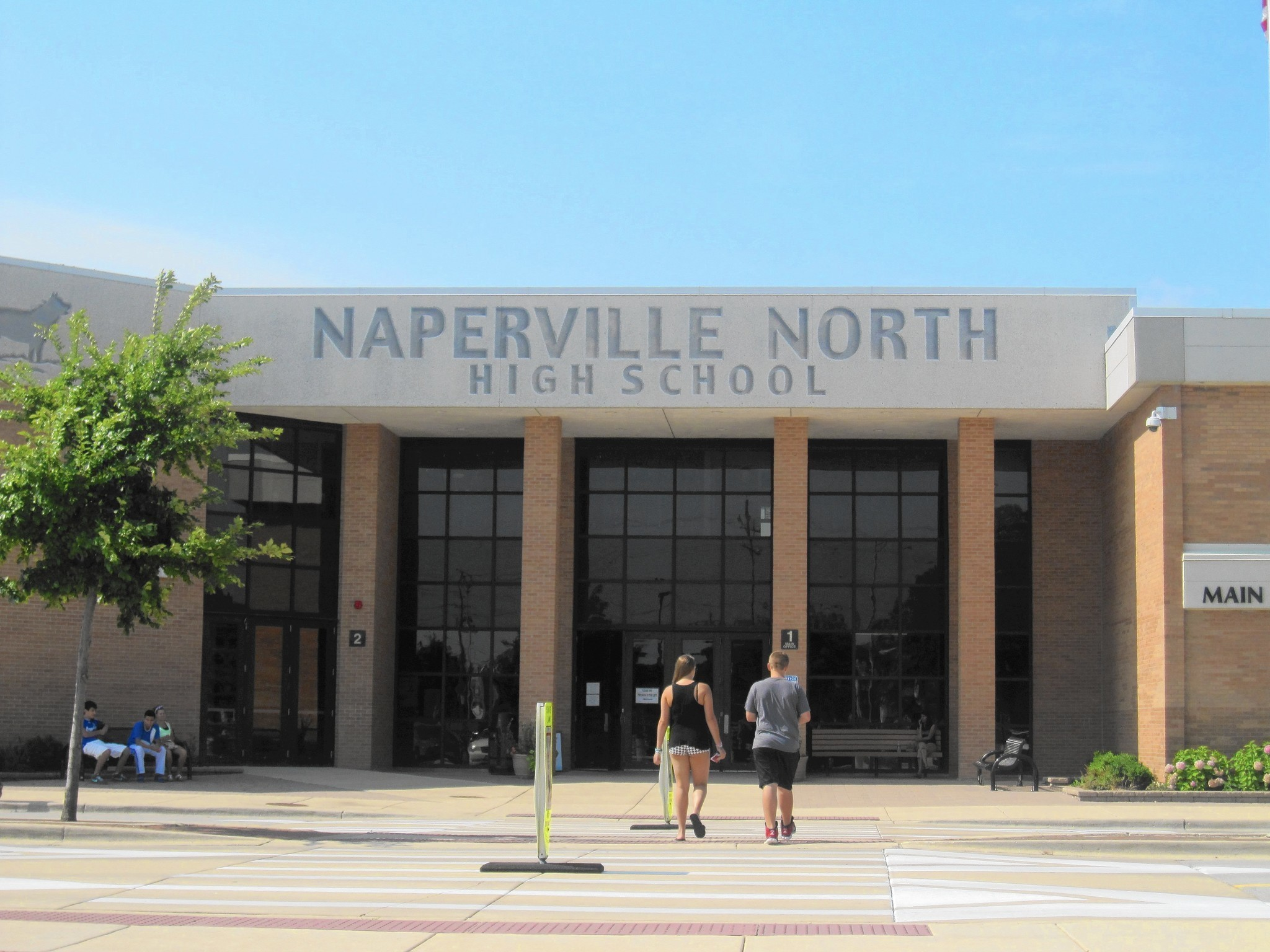 North Point Ford >> 'It was the worst semester of my life': Naperville ...