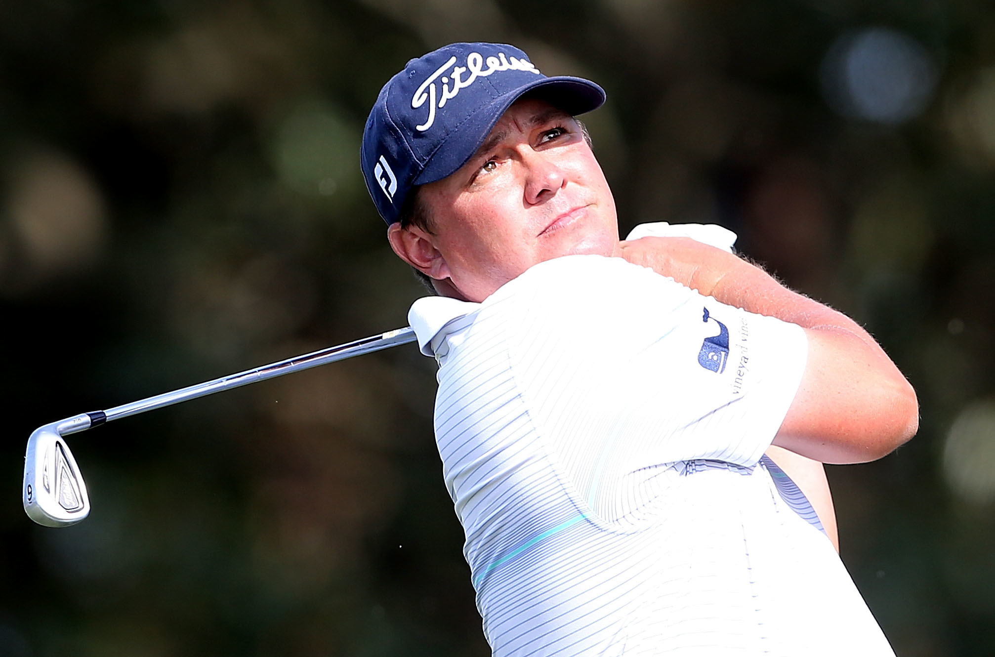 Dufner Eagles Twice To Lead Rbc Heritage Through 3 Rounds The