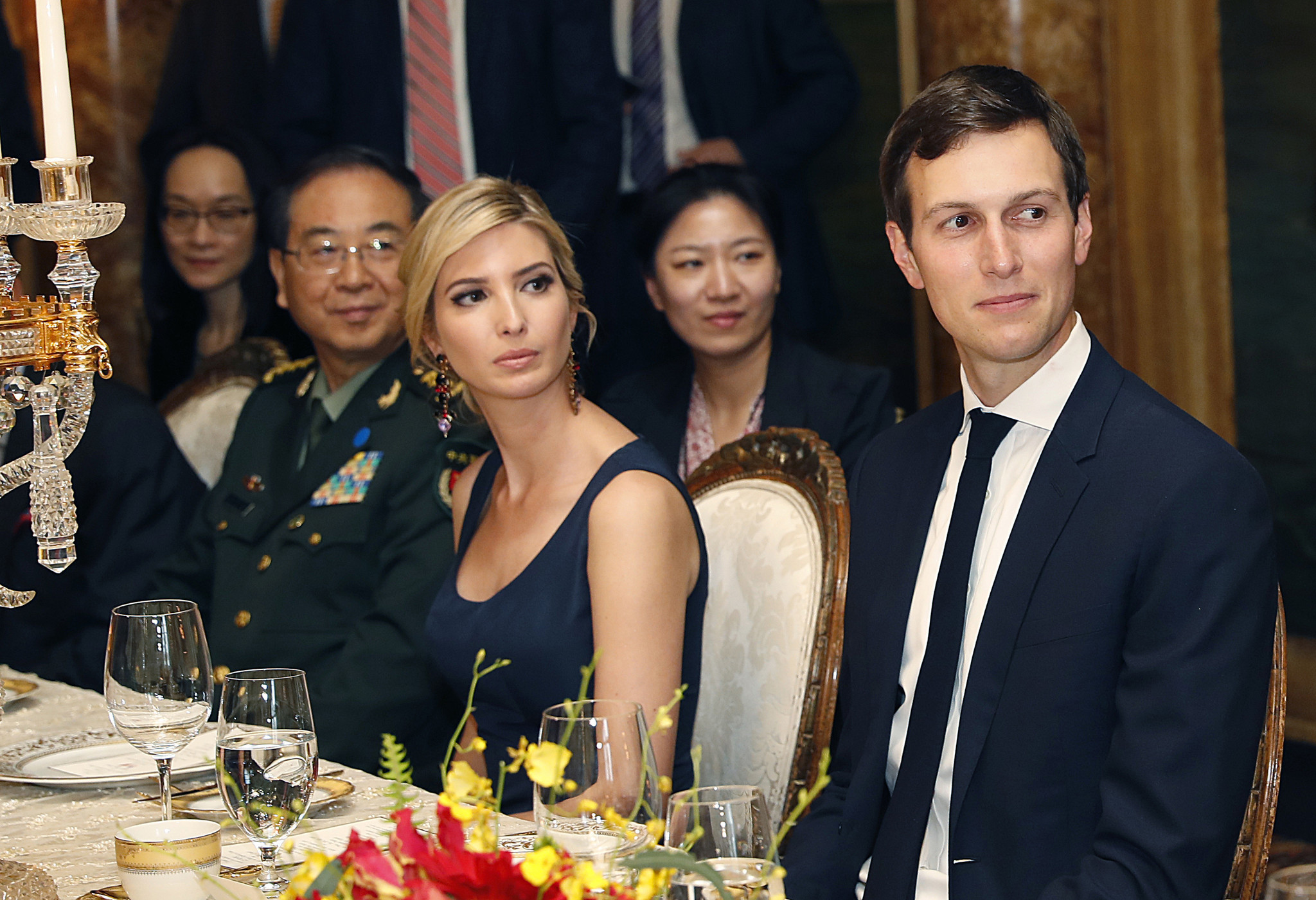 Ivanka Trump won Chinese trademarks the same day she dined ...