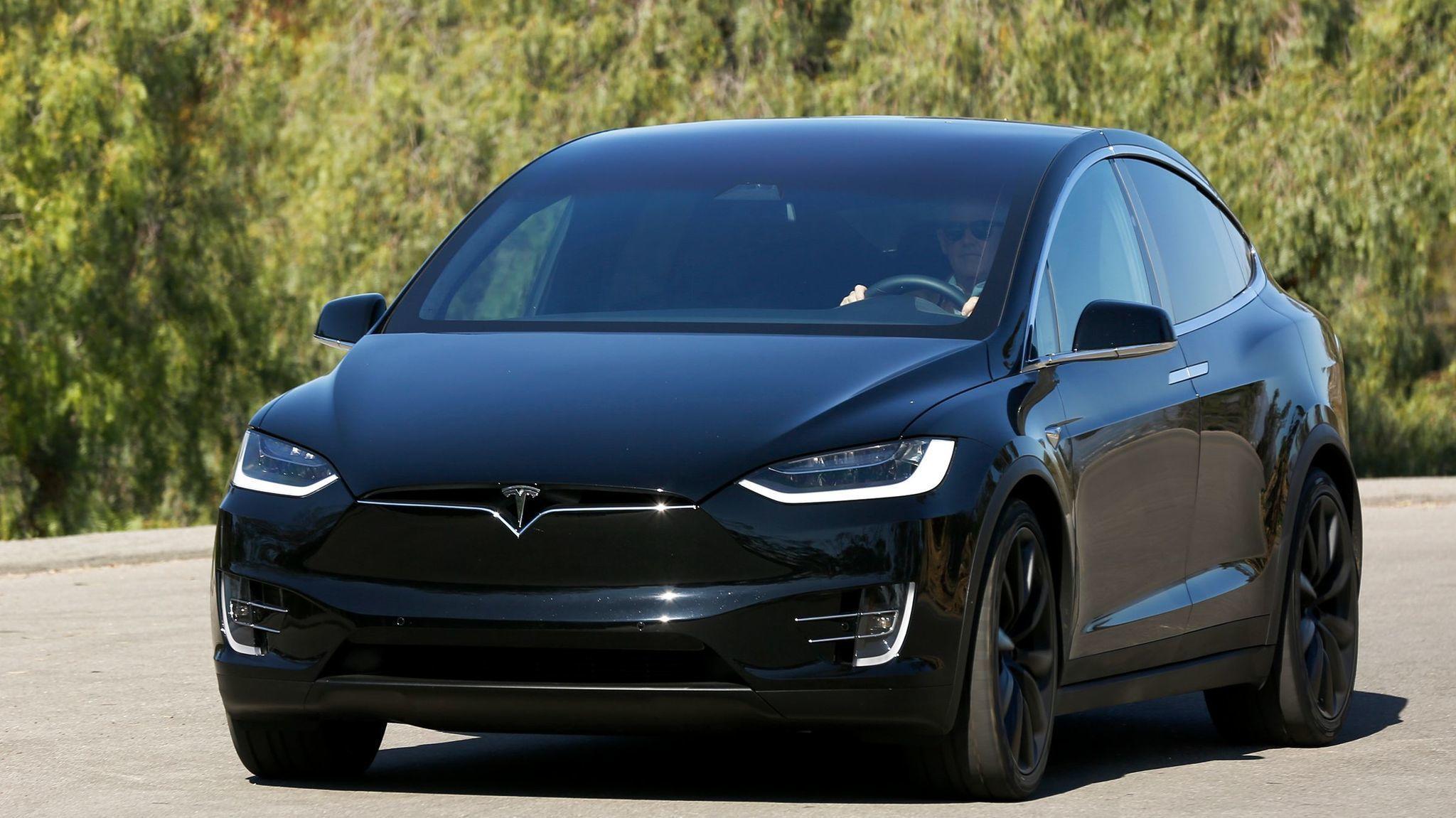 Best Midsize Luxury Sedan >> Tesla Model X wins AAA Green Vehicle Awards' top honor ...
