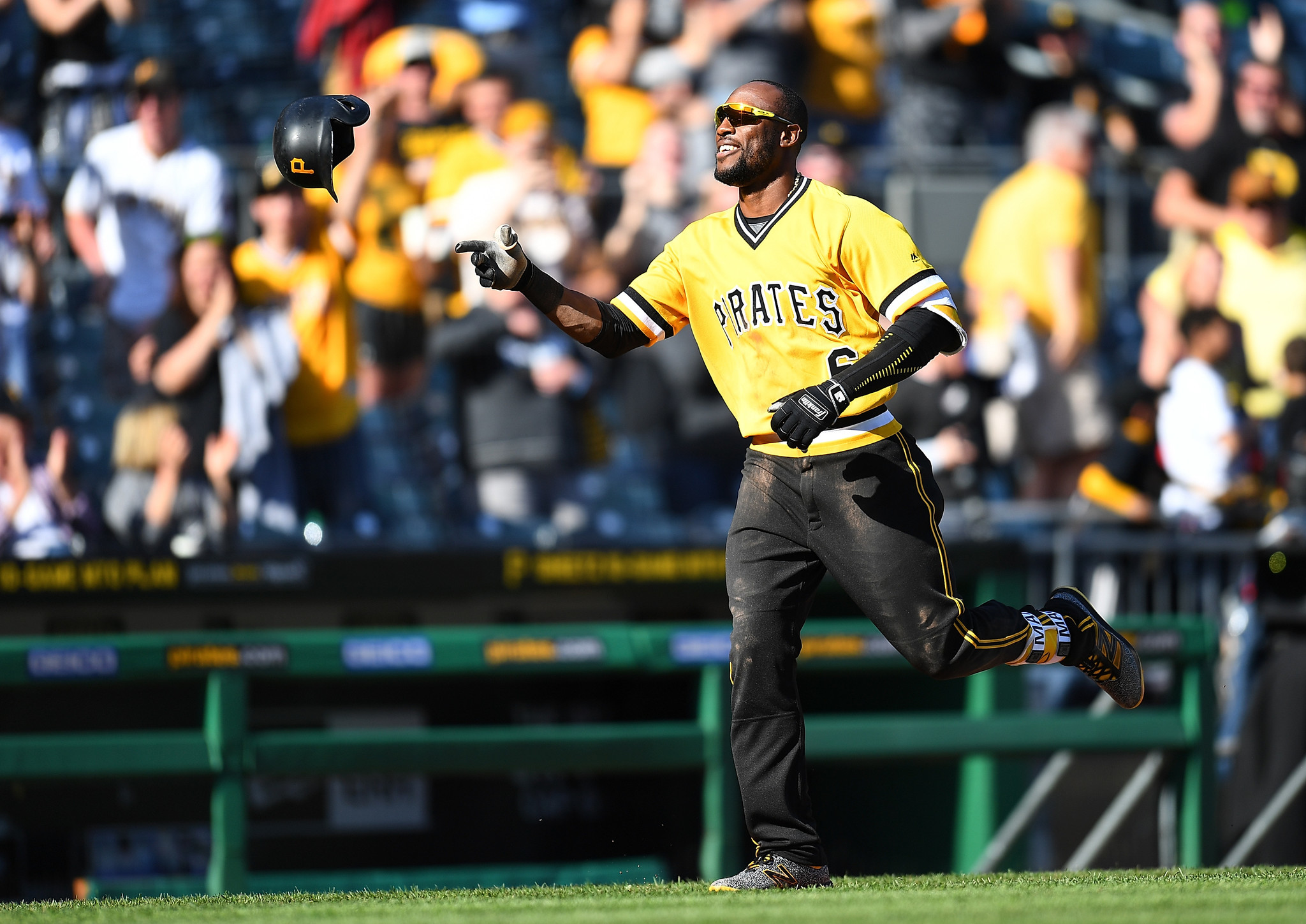 Pirates' Starling Marte suspended 80 games for PEDs ...