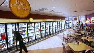 Lehigh Valley grocery/convenience stores where you can now buy beer/wine