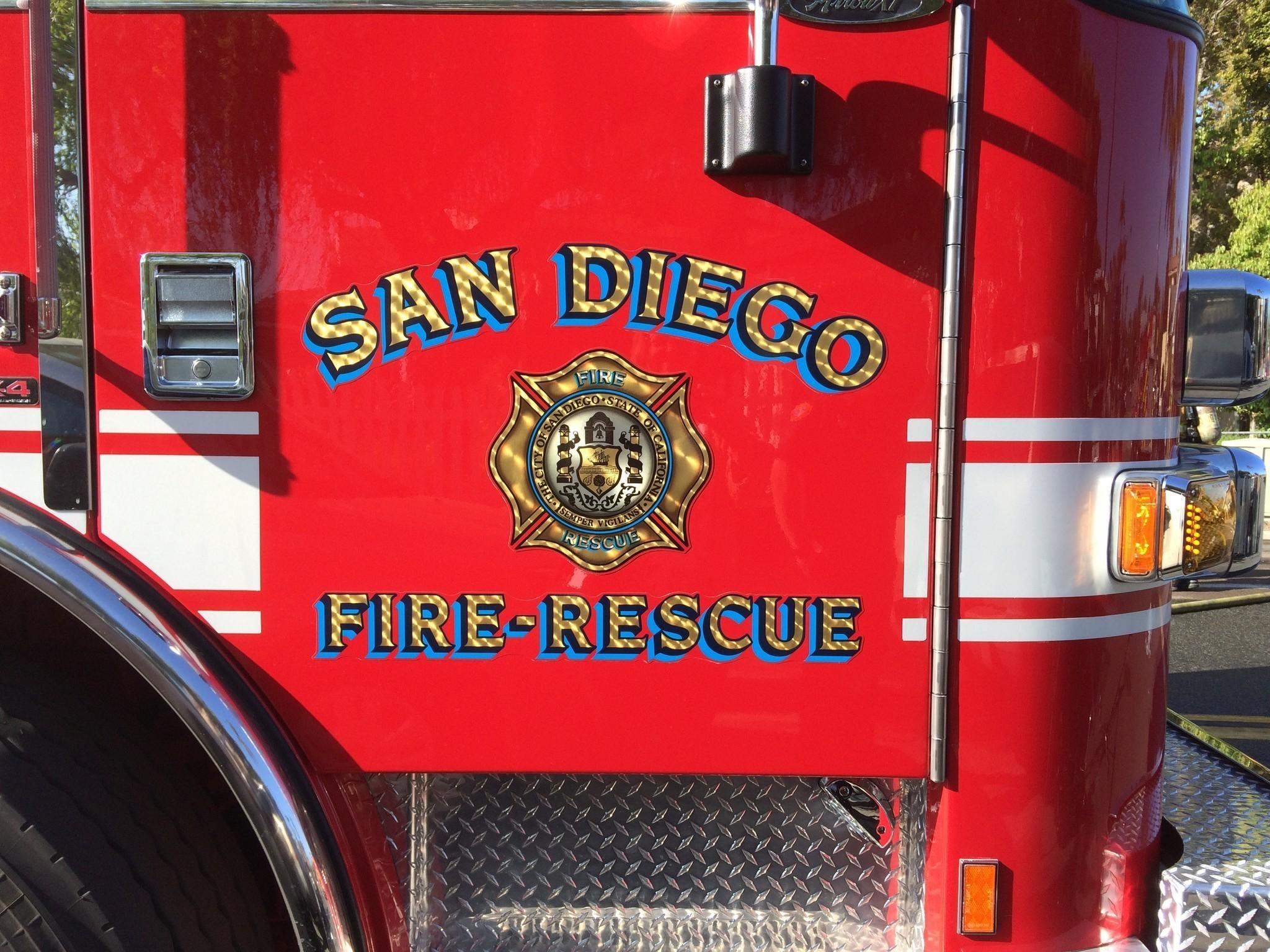 Cars Near Me >> Explosion, fire damages Rancho Bernardo apartment - The ...