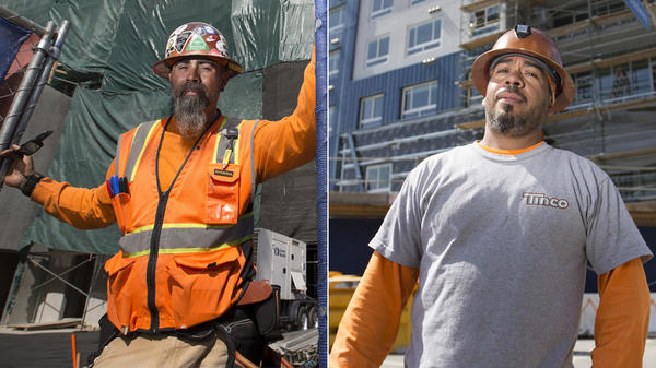 Construction Workers In L A Make Less Now Than 40 Years