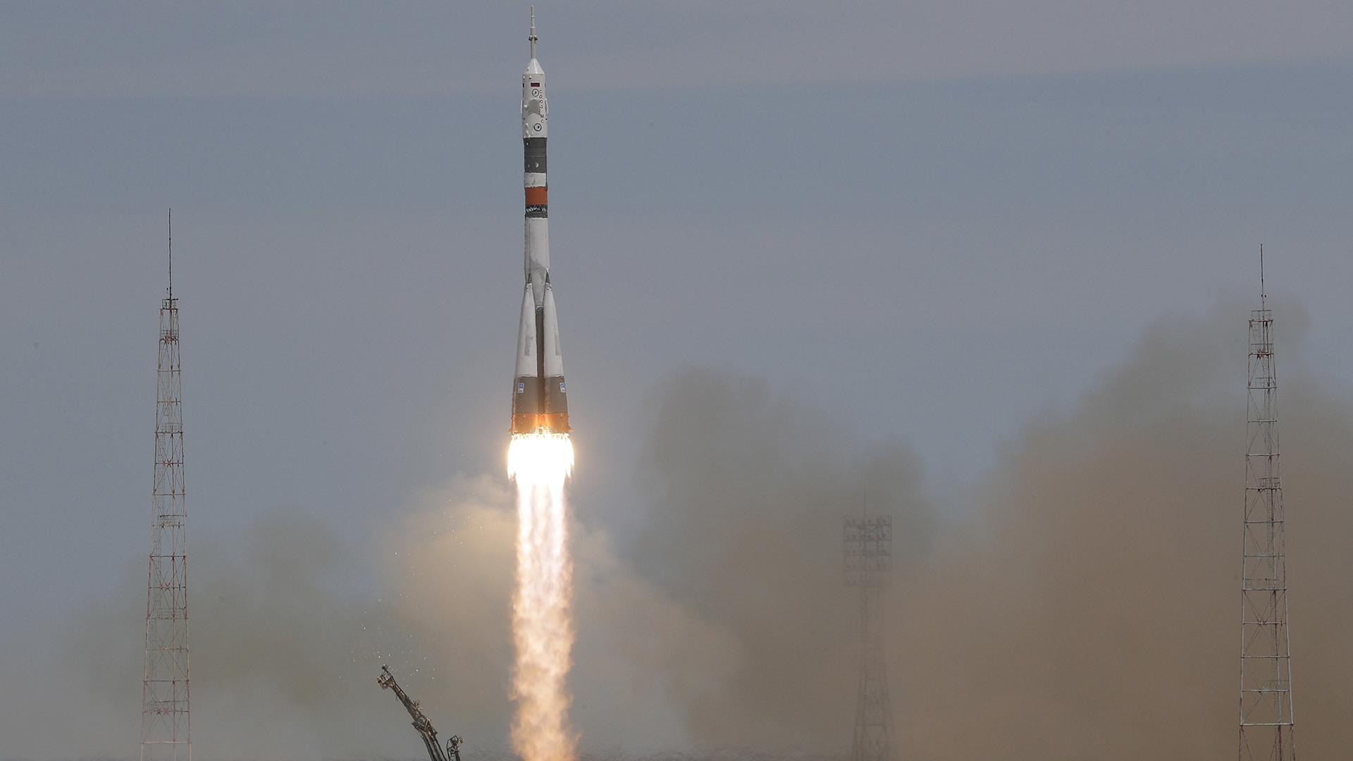 russian spacecraft soyuz - photo #29
