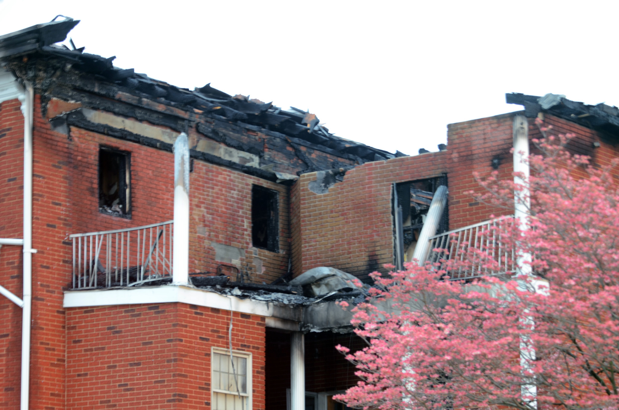 Fire Damages Boyko Funeral Home Building In Macungie The