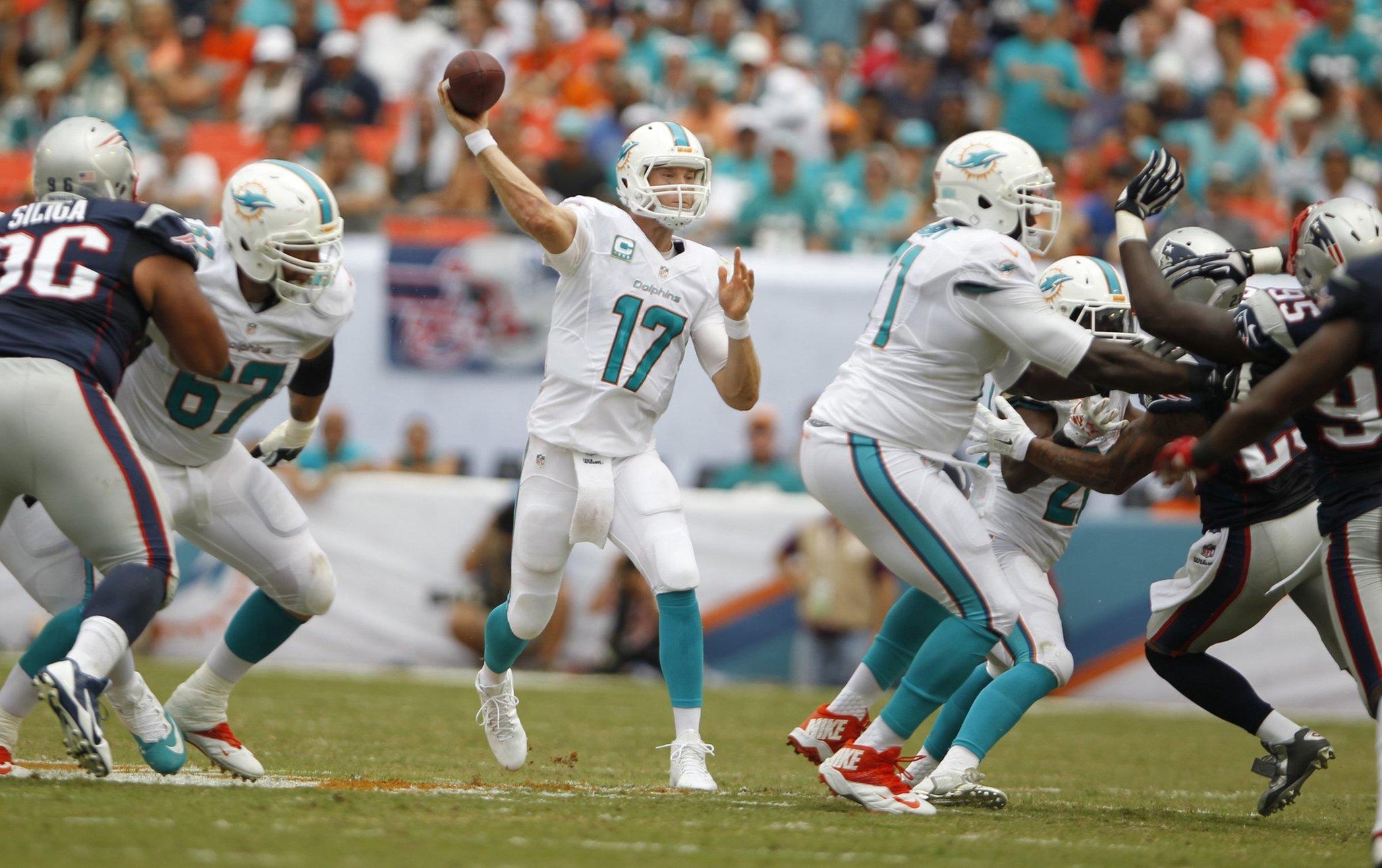2017 Miami Dolphins schedule - Capital Gazette