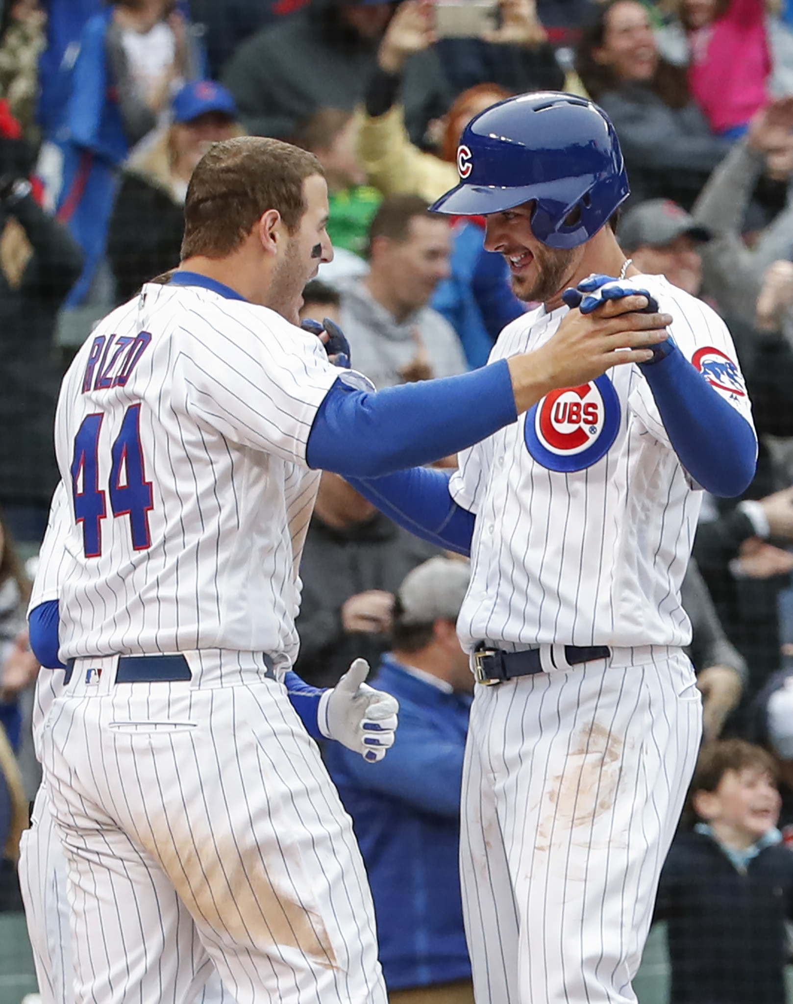 Cubs Have Four Of The Five Top-selling Jerseys In MLB