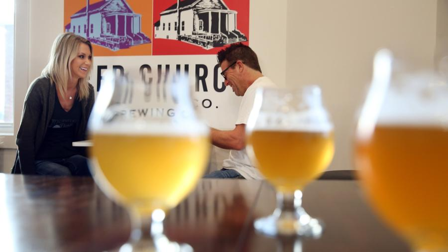 Beer Church brewery is for sinners and saints