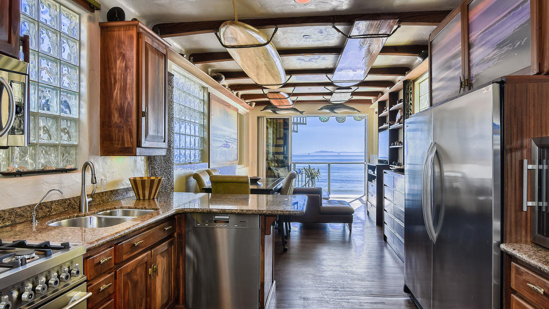 Pictures Of Kitchens With Brazilian Teak Floors