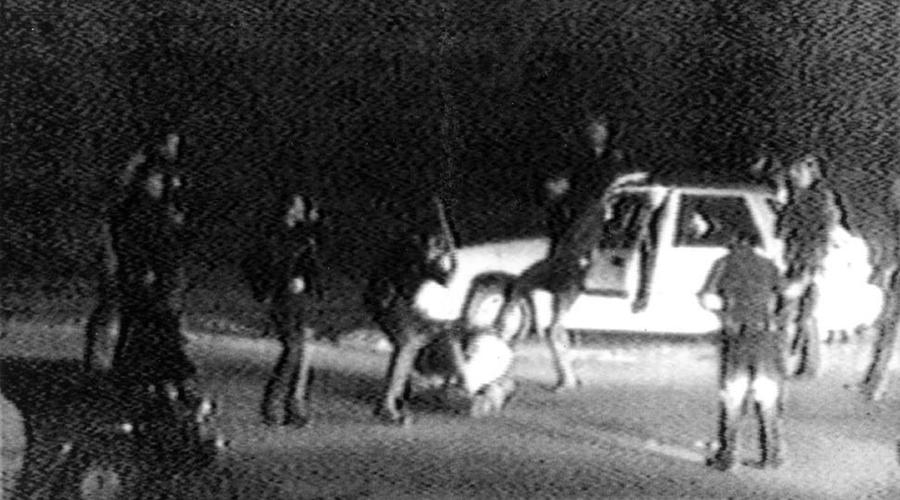 Editorial: The violence of 1992 and the acrimony of today were born with the videotaped police beating of Rodney King