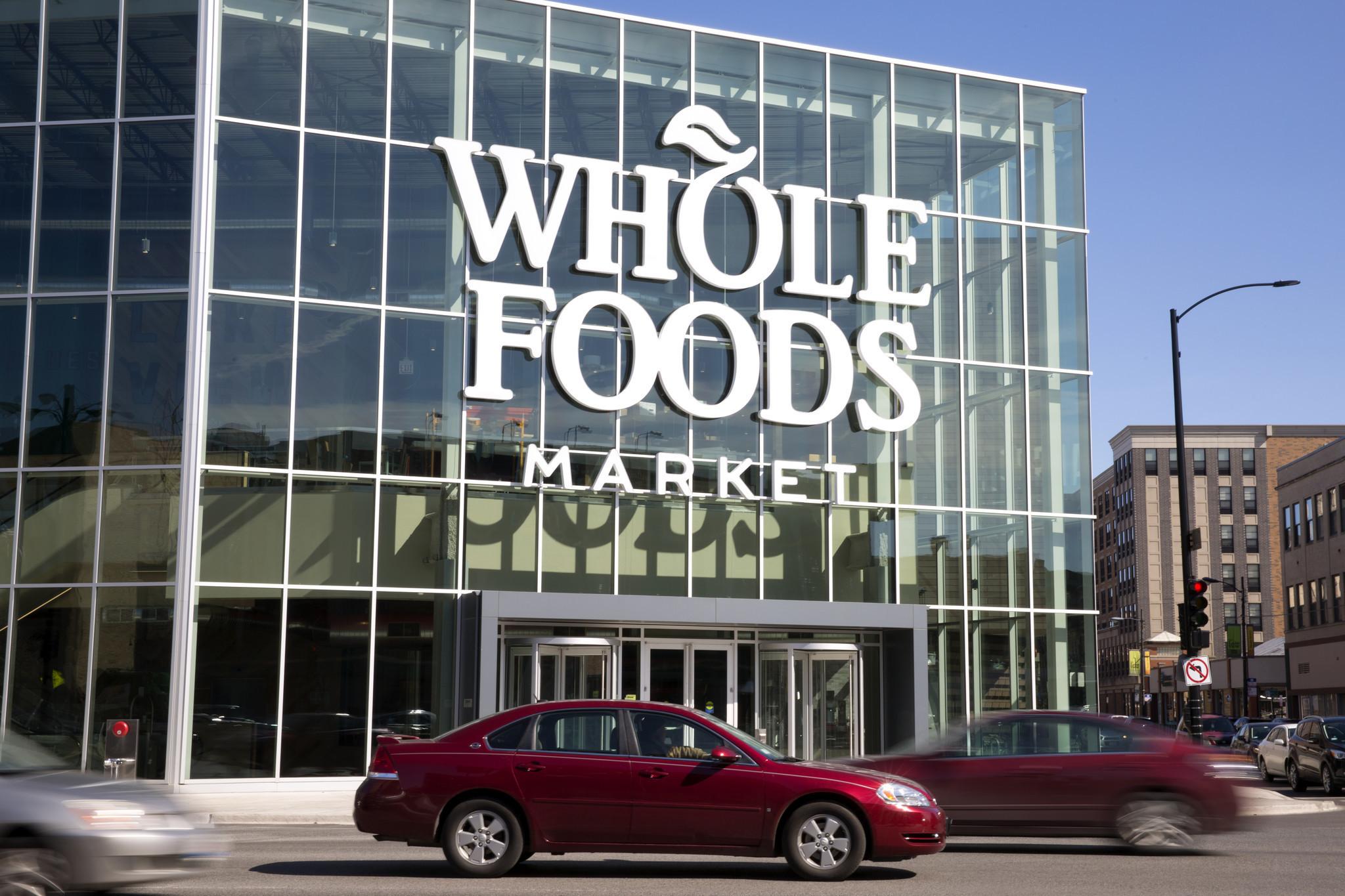 Ashland Whole Foods