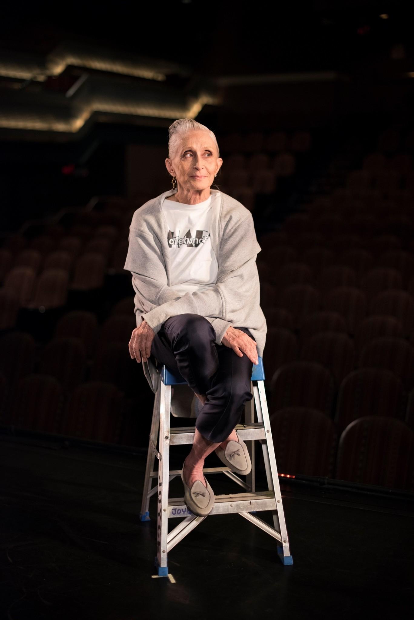Twyla Tharp in MCA Stage's 2017-18 season - Chicago Tribune