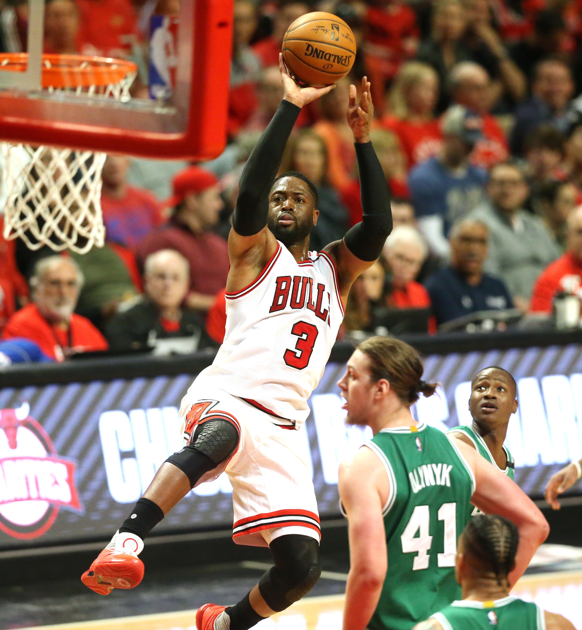 Even For These Bulls, Dwyane Wade's Statement Was A Big