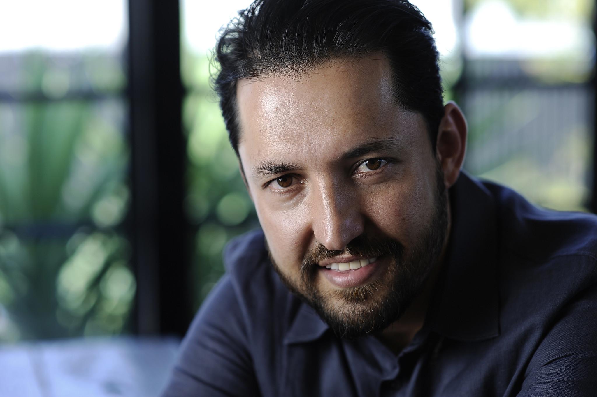 Estras Ochoa is chef and owner of Salazar.