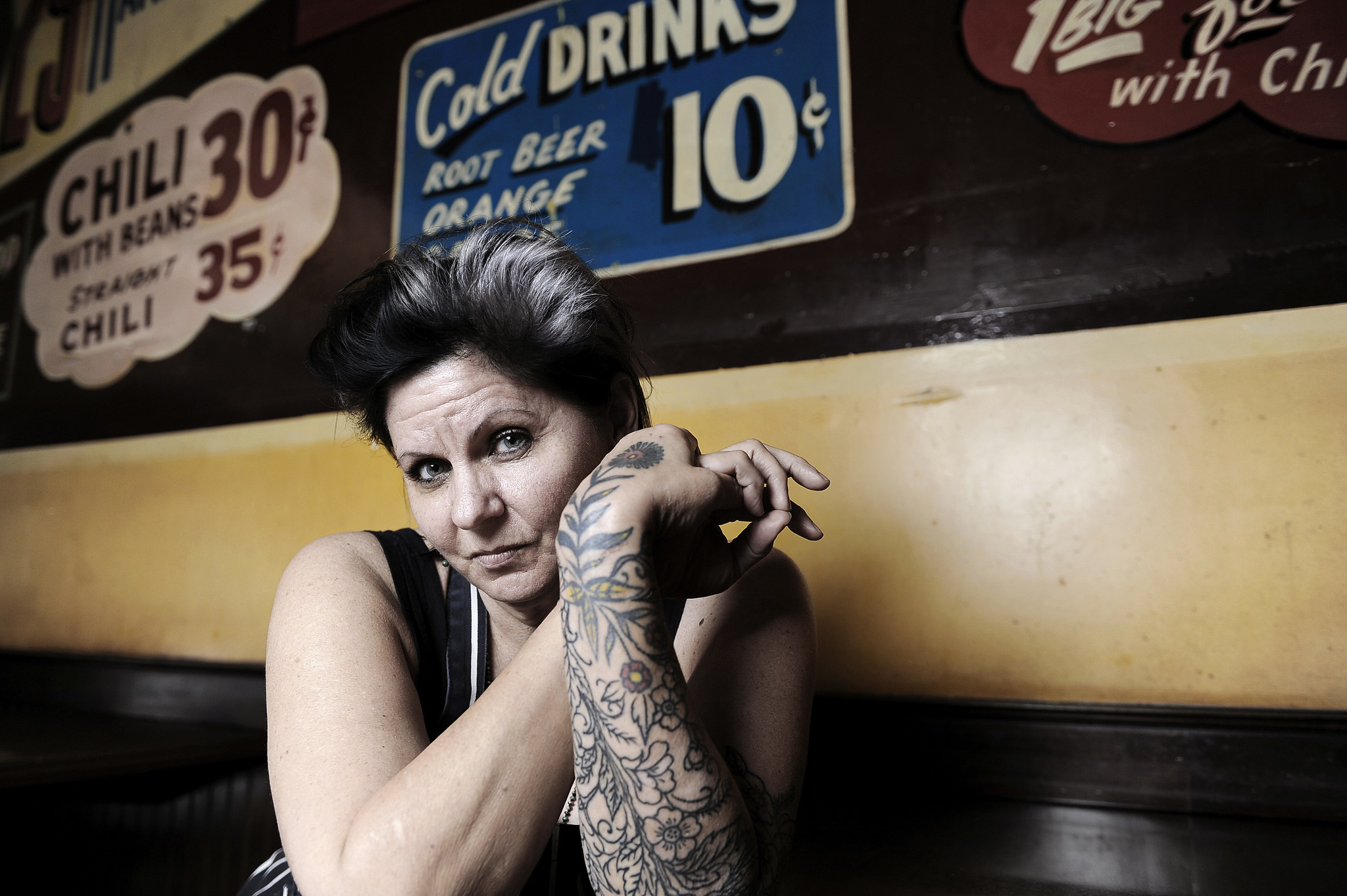 Monica May is chef and co-owner of Nickel Diner.