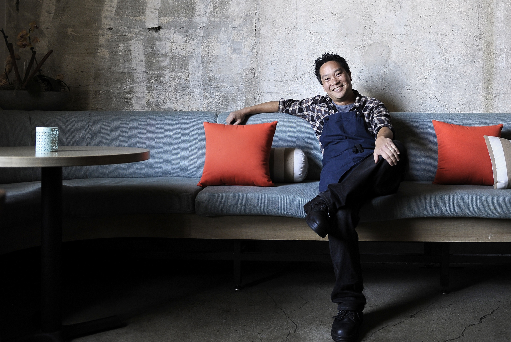 Bryant Ng is chef and owner of Cassia.