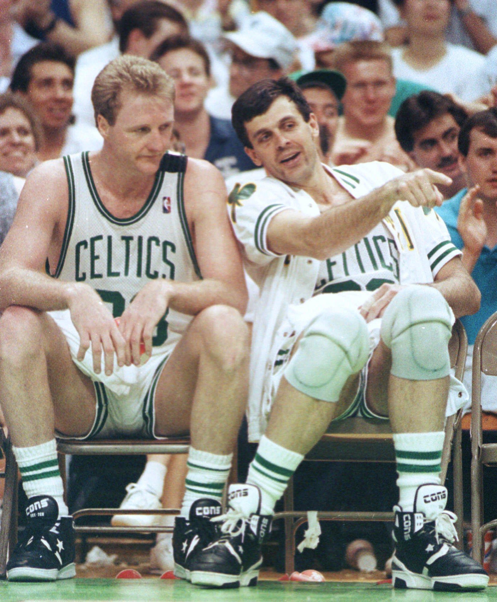 An emotionally invested Kevin McHale talks Bulls-Celtics ...
