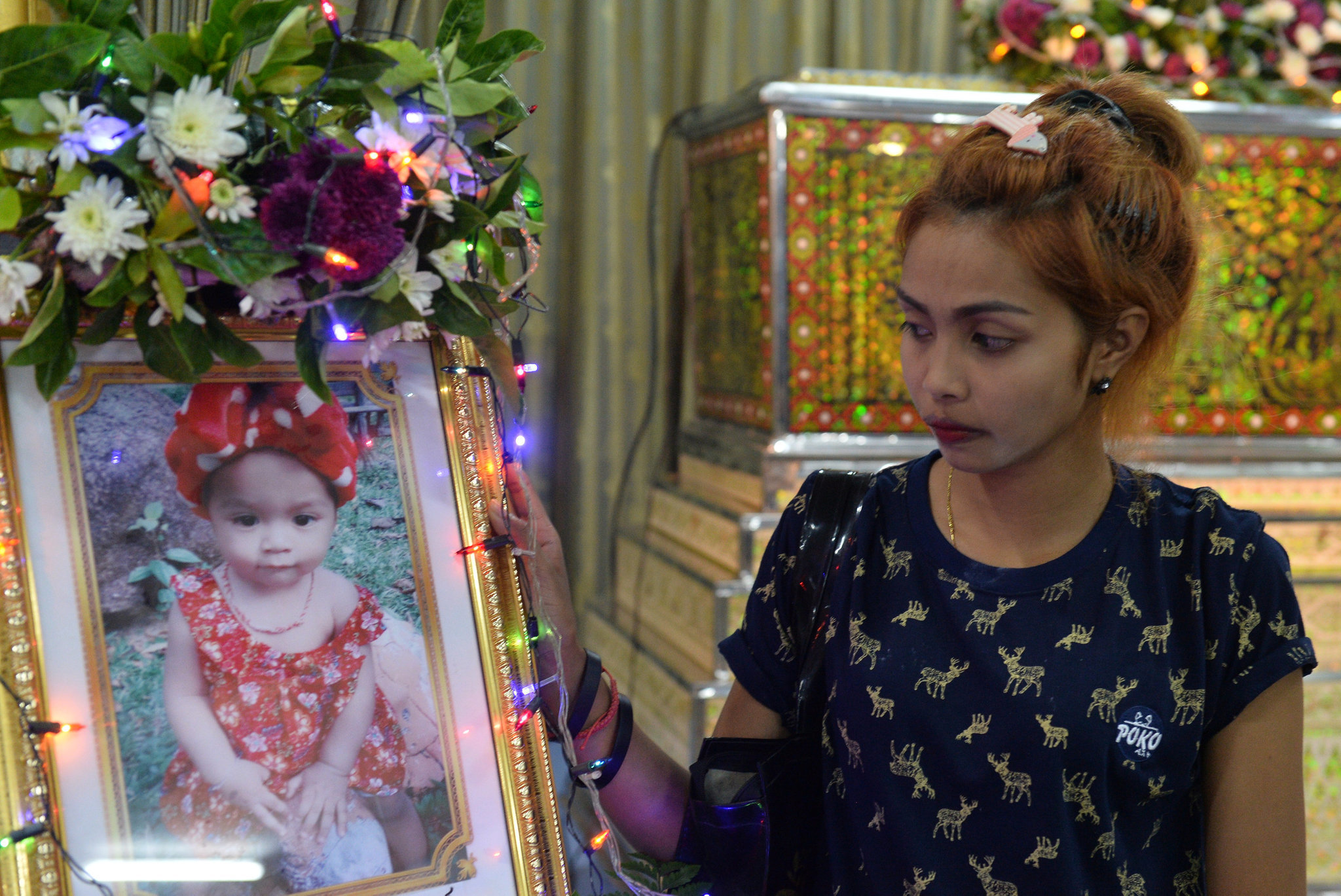 Image result for Thai condemns murder of daughter on Facebook