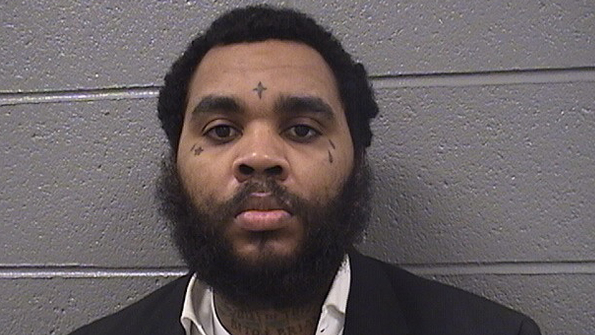 Rapper Kevin Gates Gets 30 Months In Prison For Chicago Gun Charge
