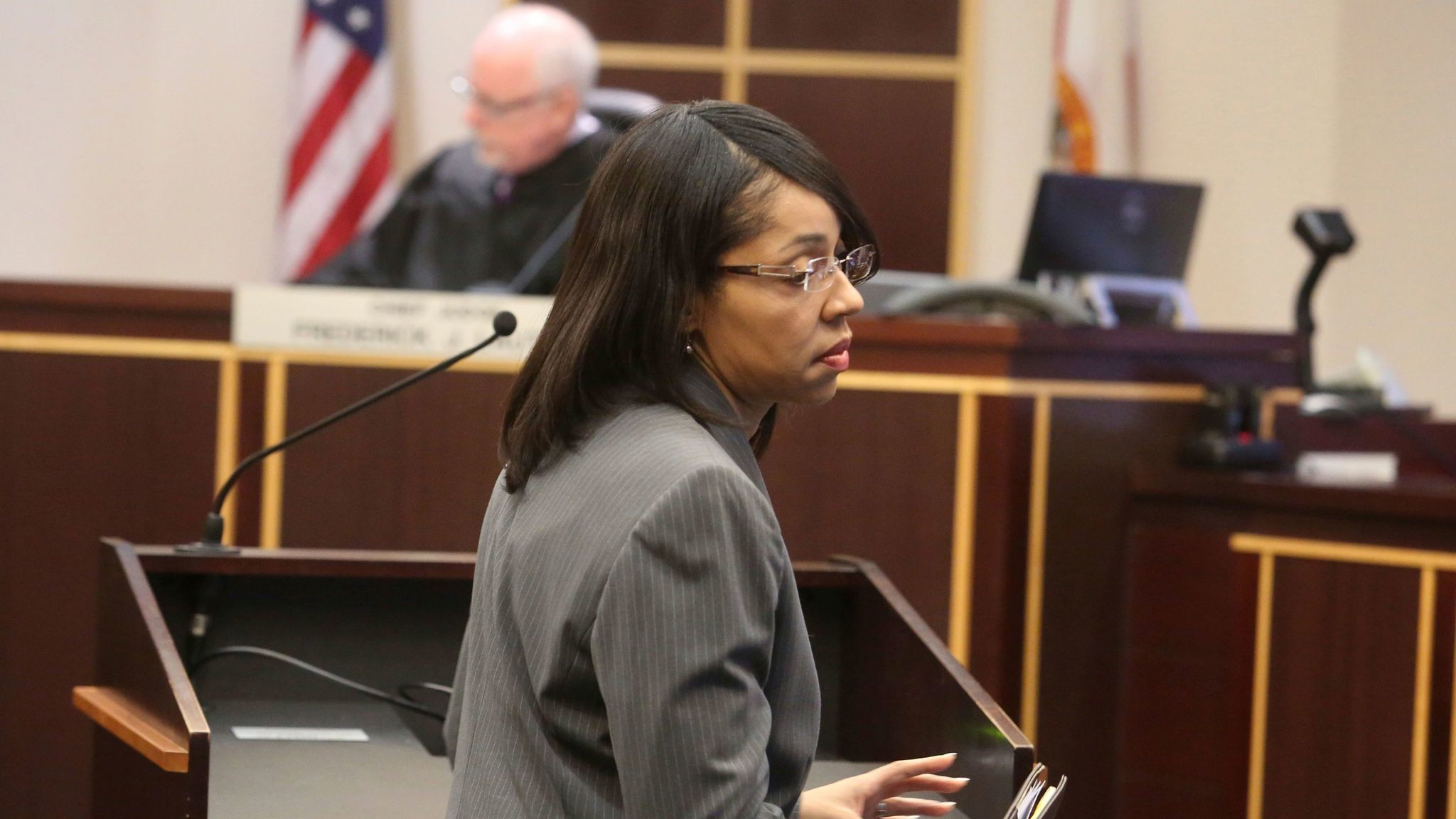Dist. Atty. Aramis Ayala of Florida announced that she would not seek the death penalty in any of her cases.