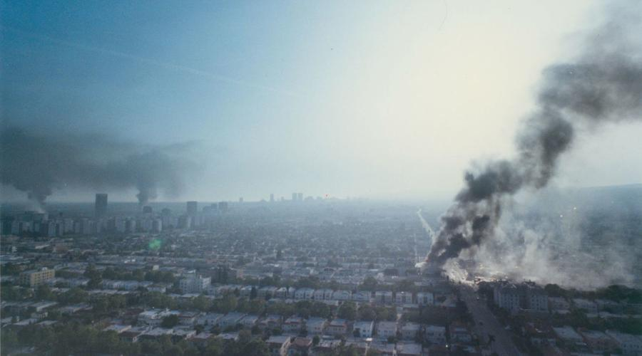 Former Dodgers officials recall home game when 1992 L.A. riots erupted
