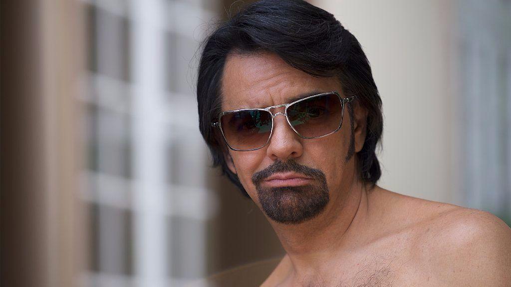 "Eugenio Derbez as Maximo in ""How to Be a Latin Lover."""