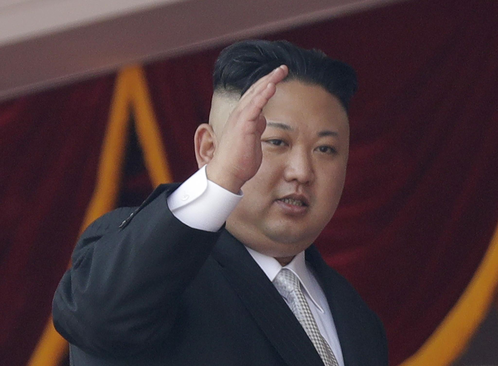kim jong un - photo #45