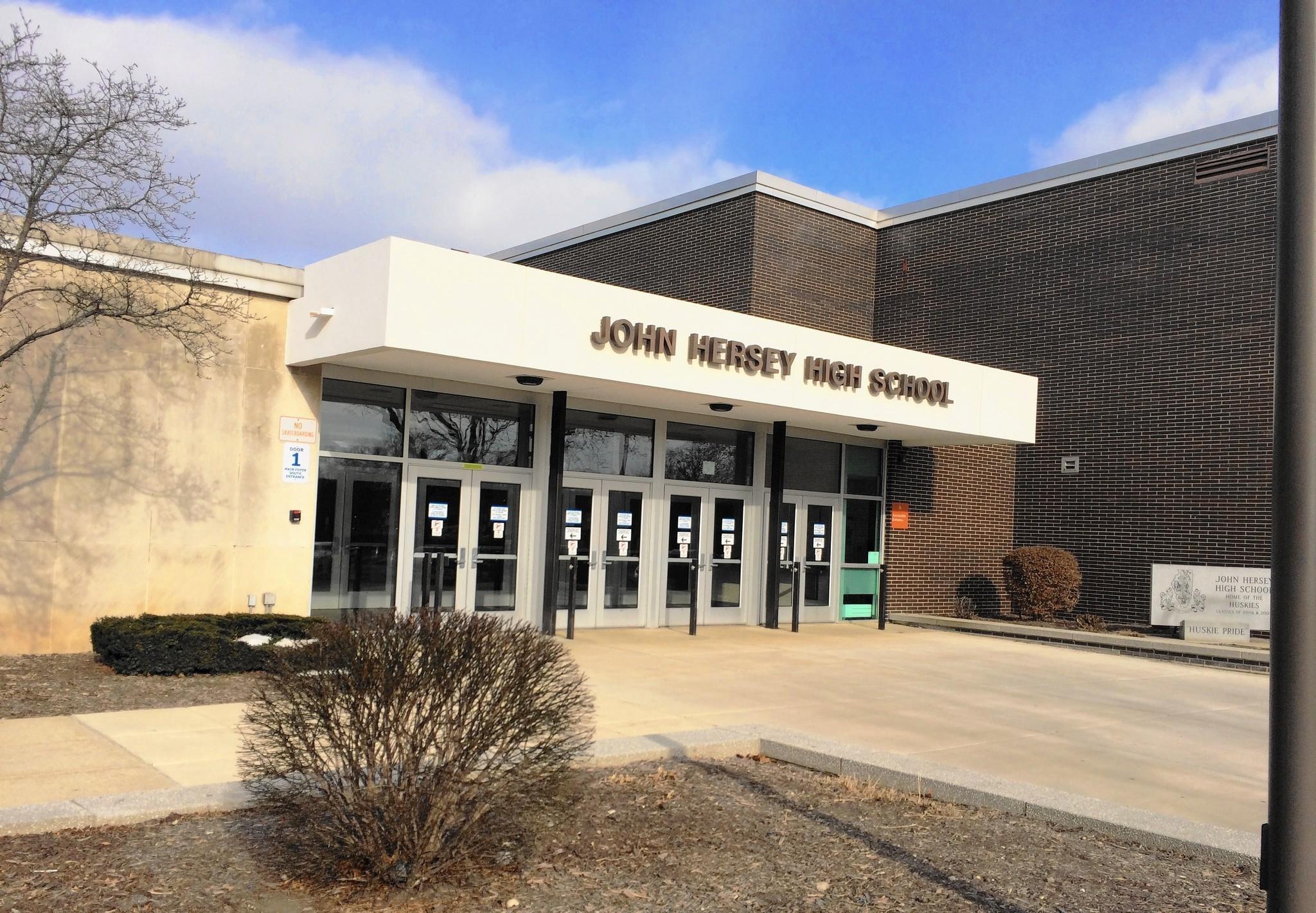 John Hersey High School Graduate Dies At Fraternity Formal