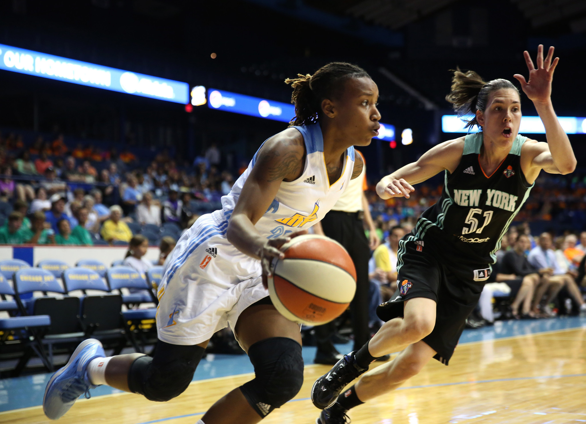 Sky Guard Jamierra Faulkner Out For Season After Tearing