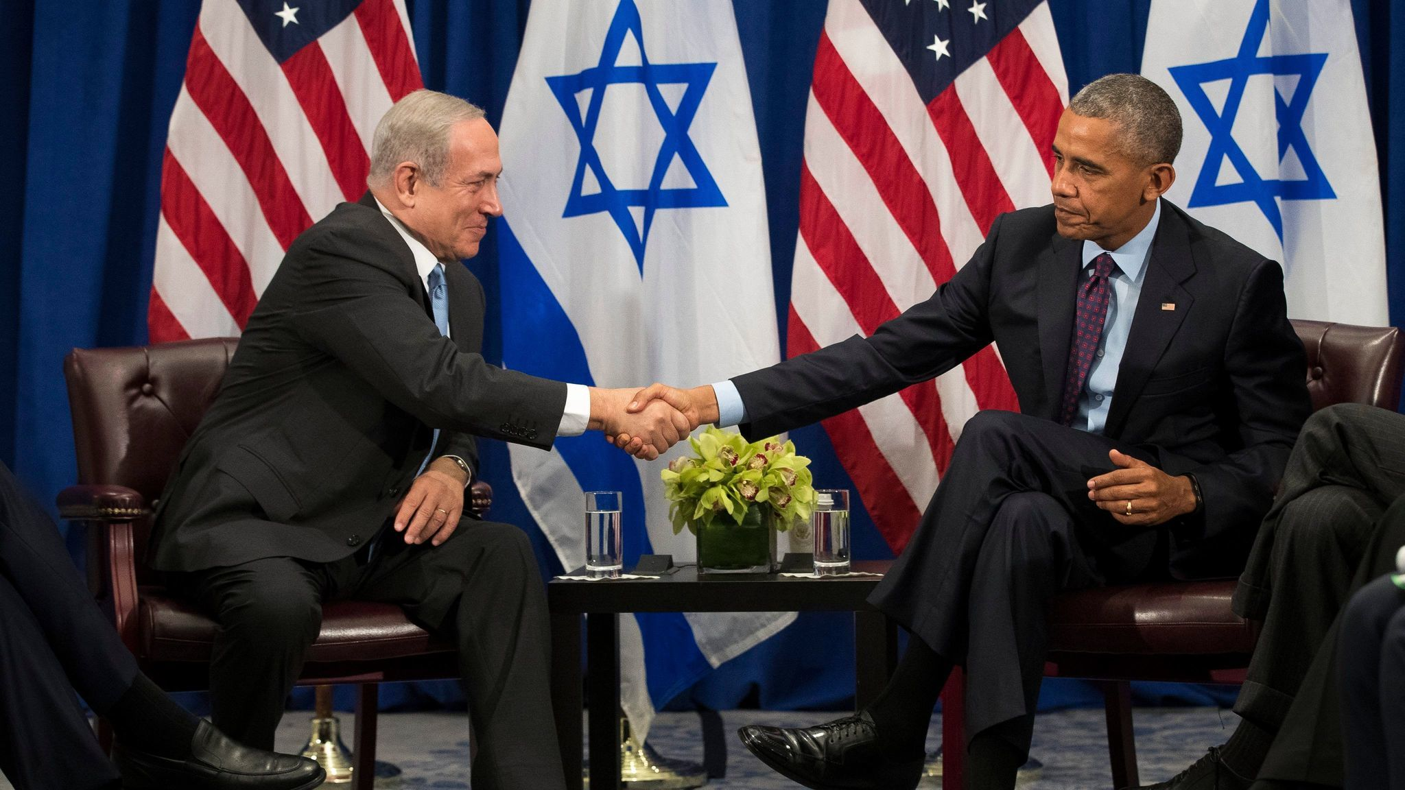 The United States agreed to a $38 billion, 10-year aid package for Israel in September.