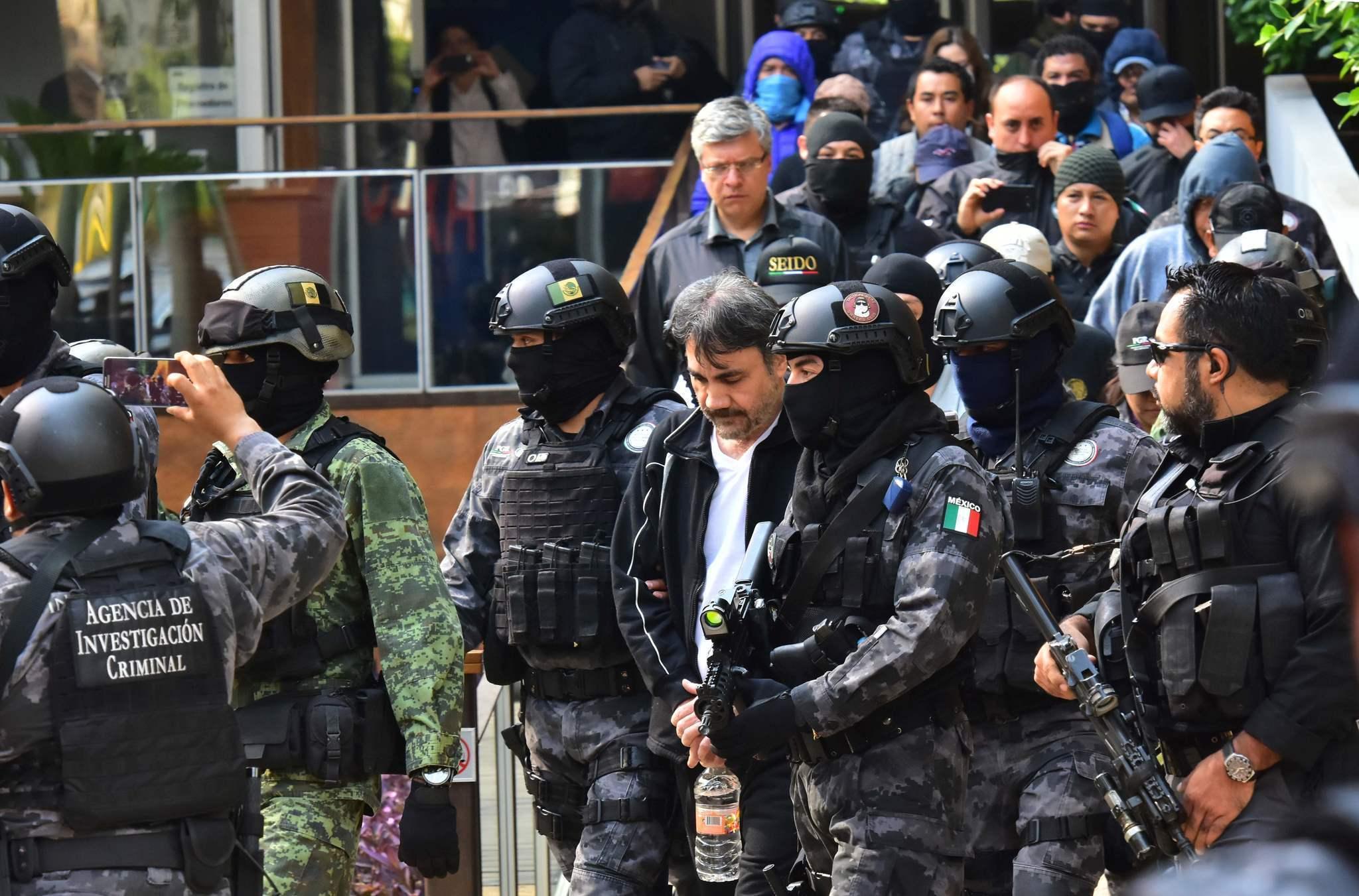 Mexico Captures Sinaloa Drug Cartel Leader Damaso Lopez A