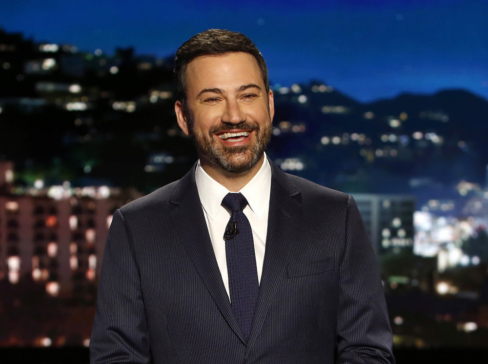 After His Son Is Born With Heart Condition Jimmy Kimmel