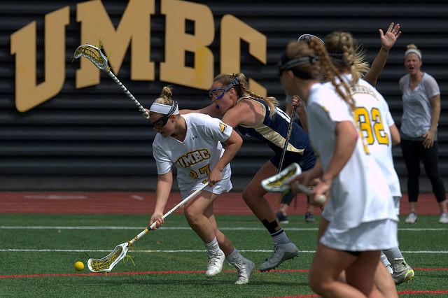 Lacrosse latecomer Jenna Baverman brings intensity ...