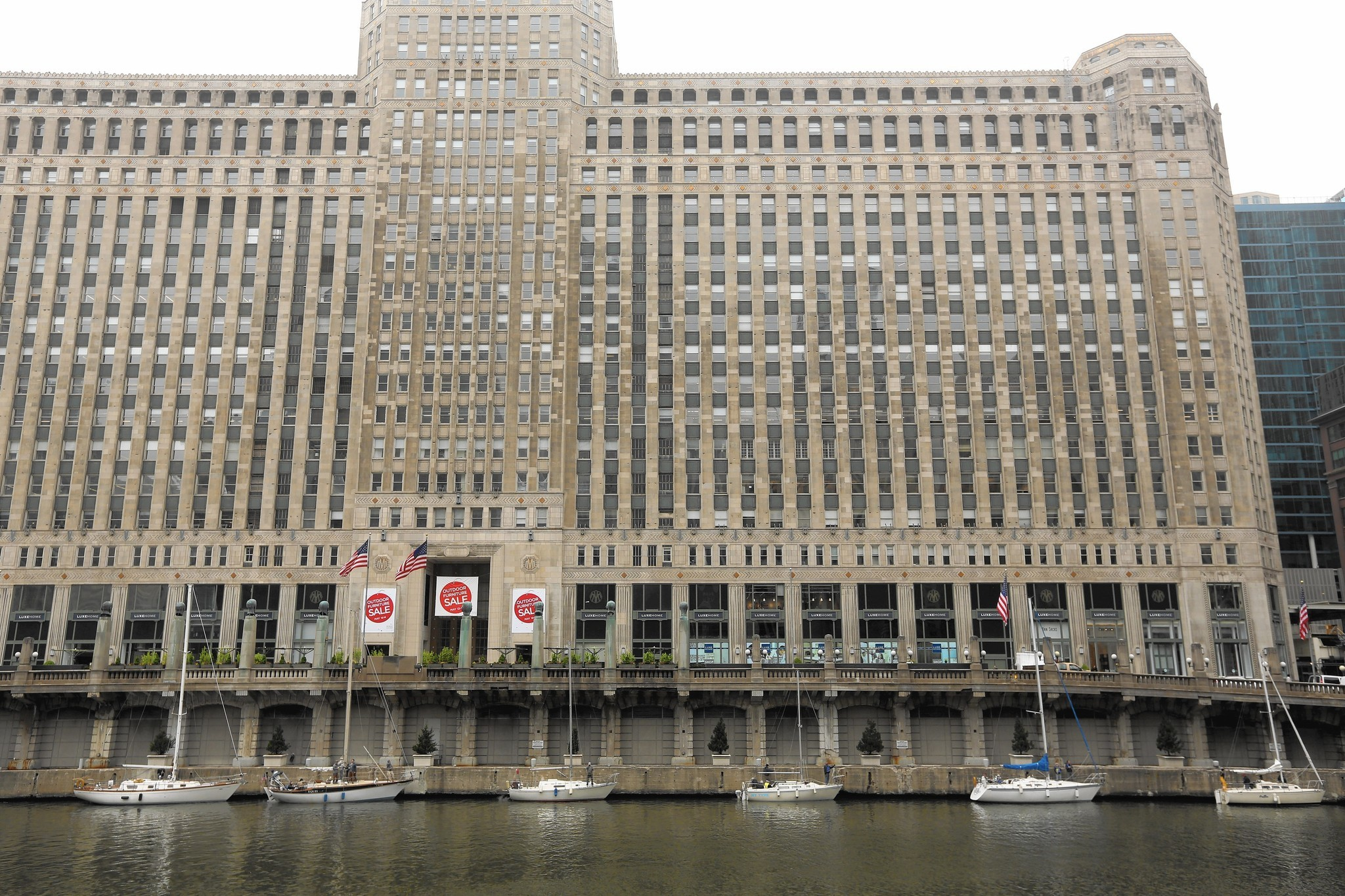 Allstate Plans Big Merchandise Mart Expansion Chicago
