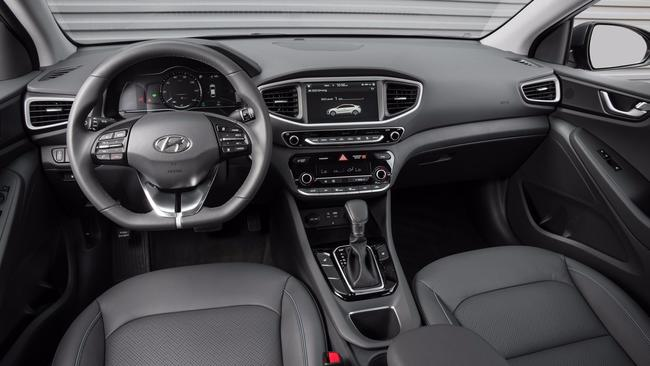 The Interior Is As Neat A Pin And Efficient For Busy Lifestyle Hyundai