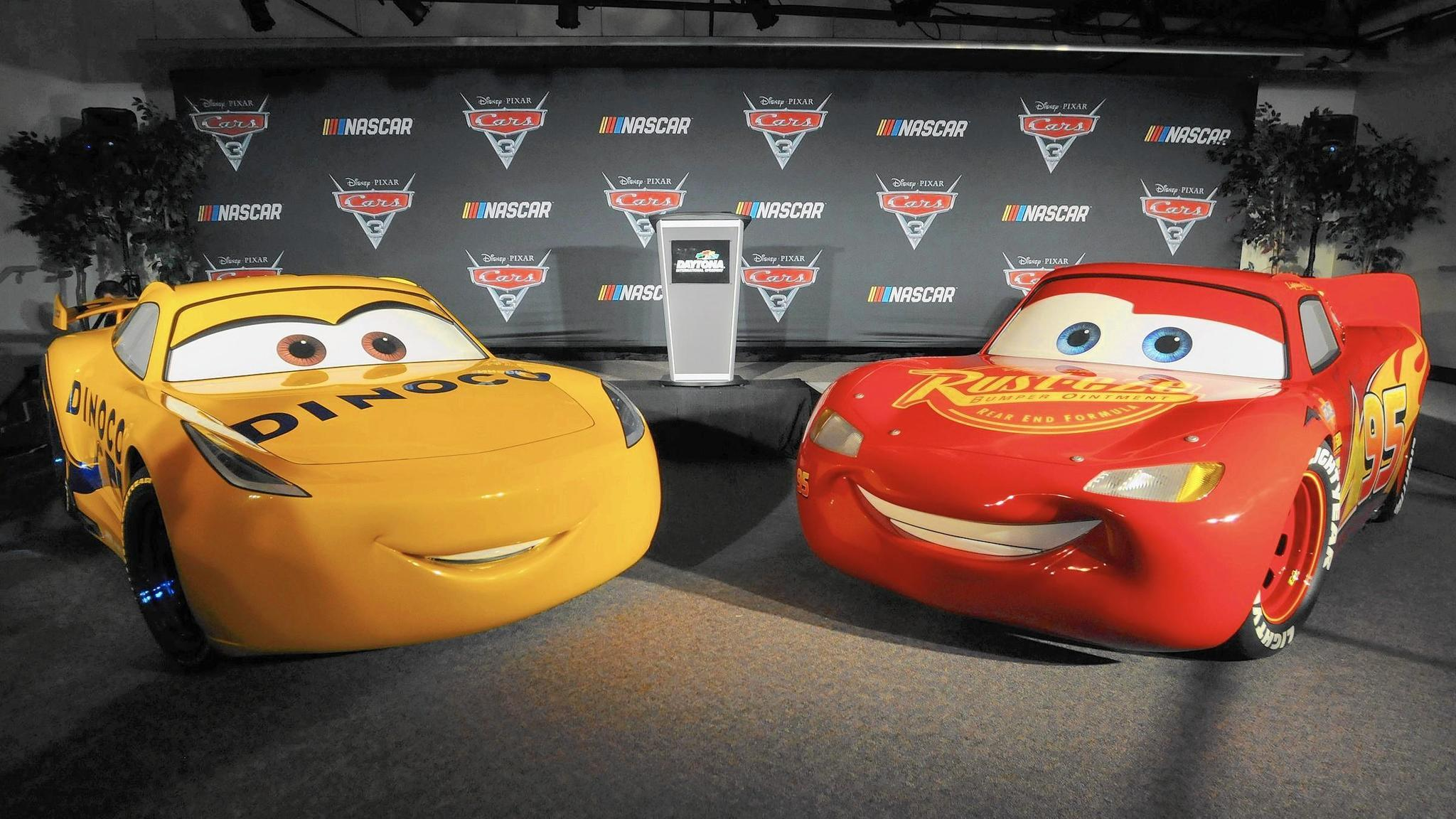 Characters In The Movie Cars