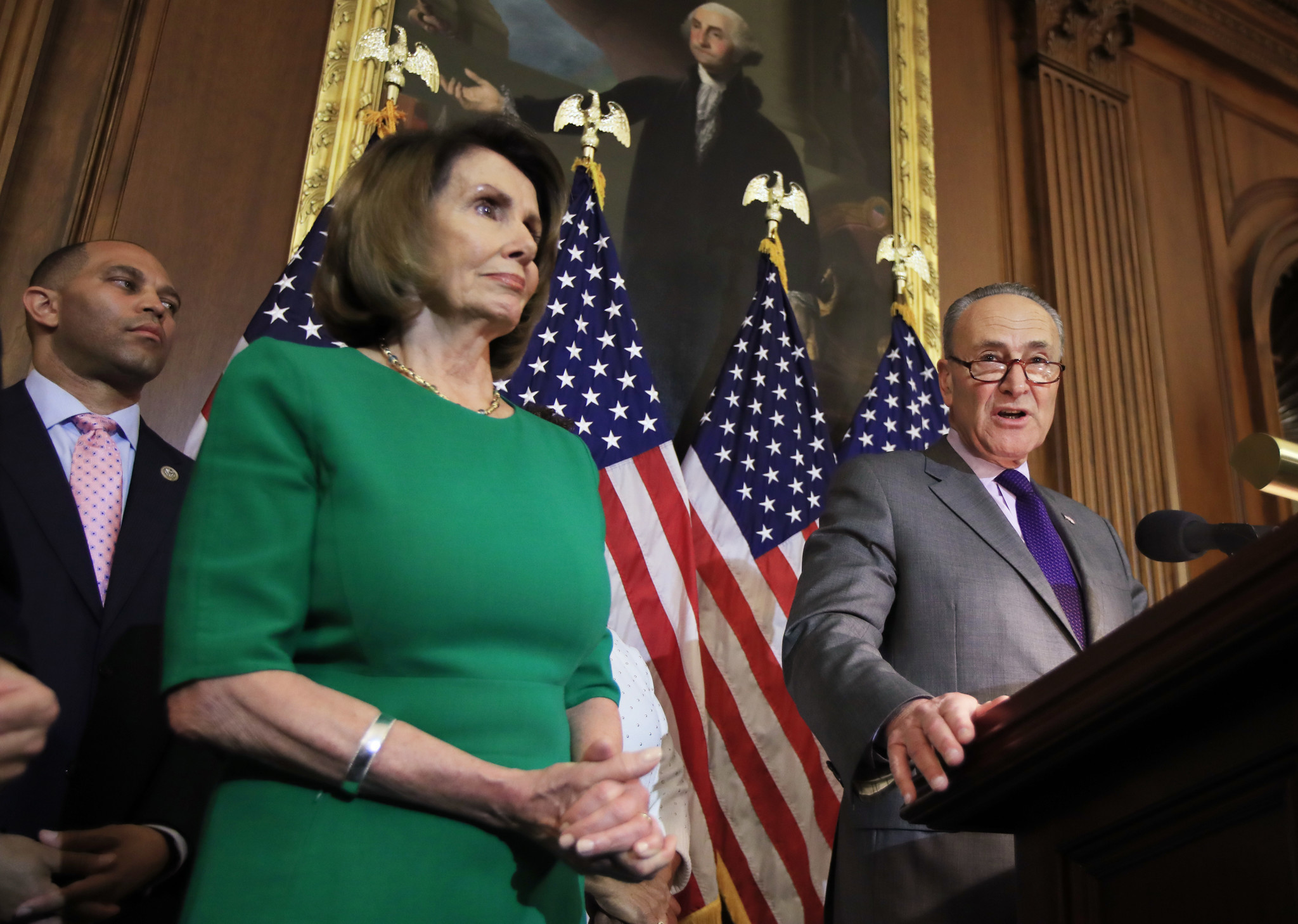 House approves $1-trillion bipartisan spending bill as GOP ...