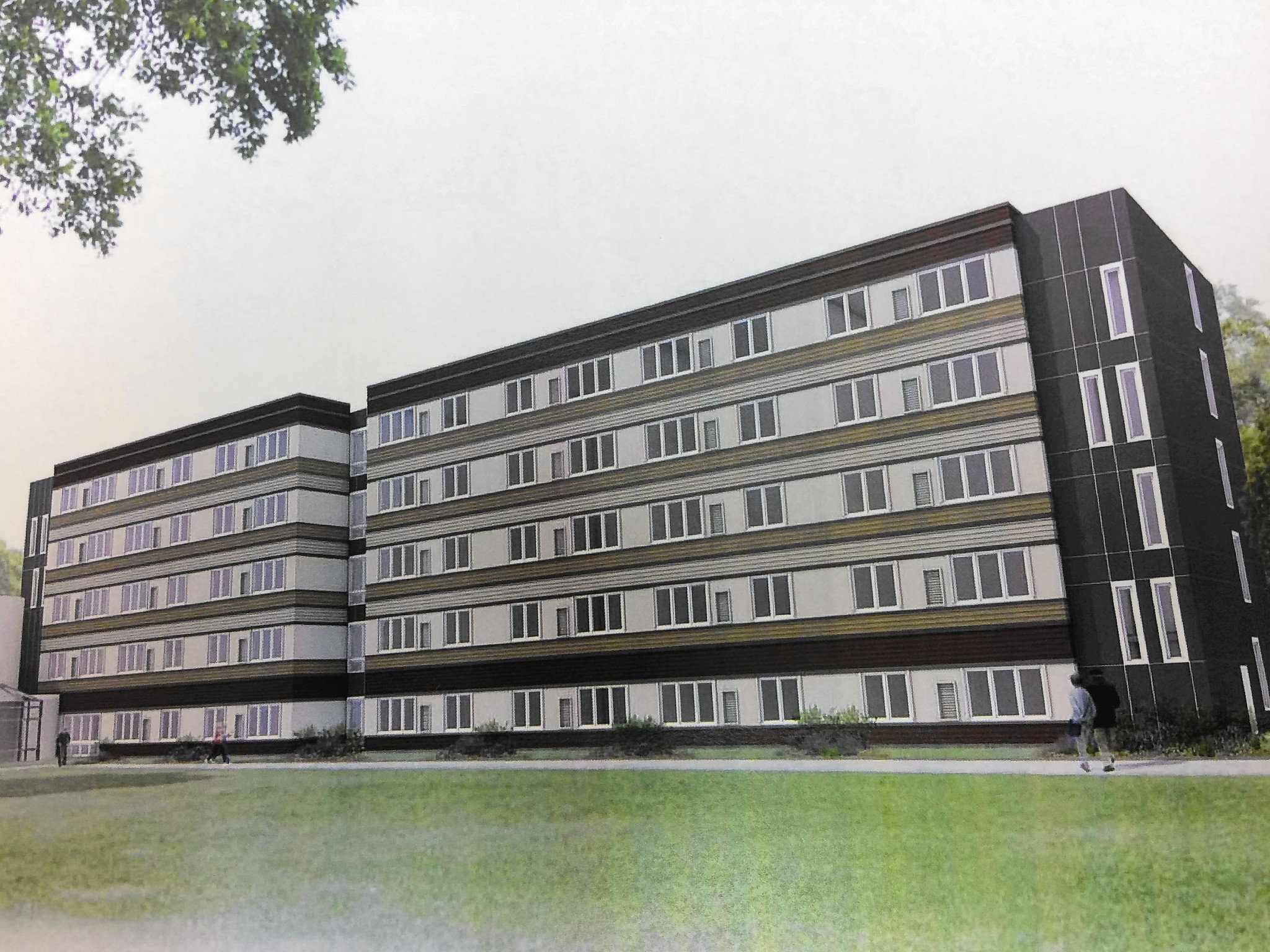 Addition To Low Income Senior Apartments Proposed