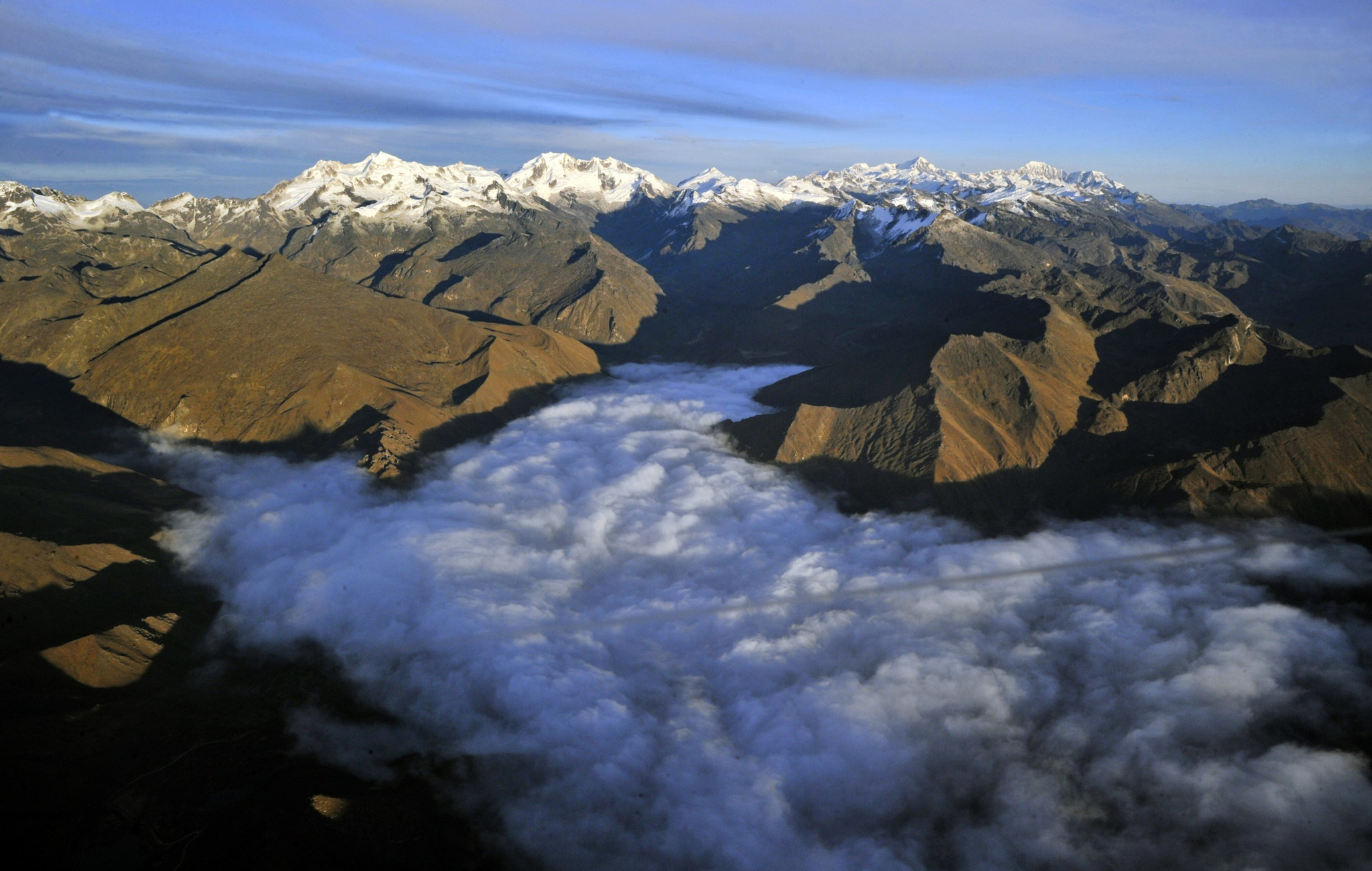 How to alleviate altitude sickness while flying - Chicago ...