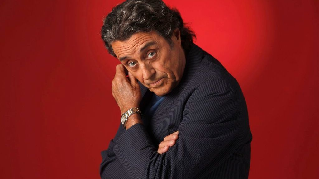 Ian McShane embraces the creativity of 'American Gods': 'It's bold, it's brave, it's out there ...