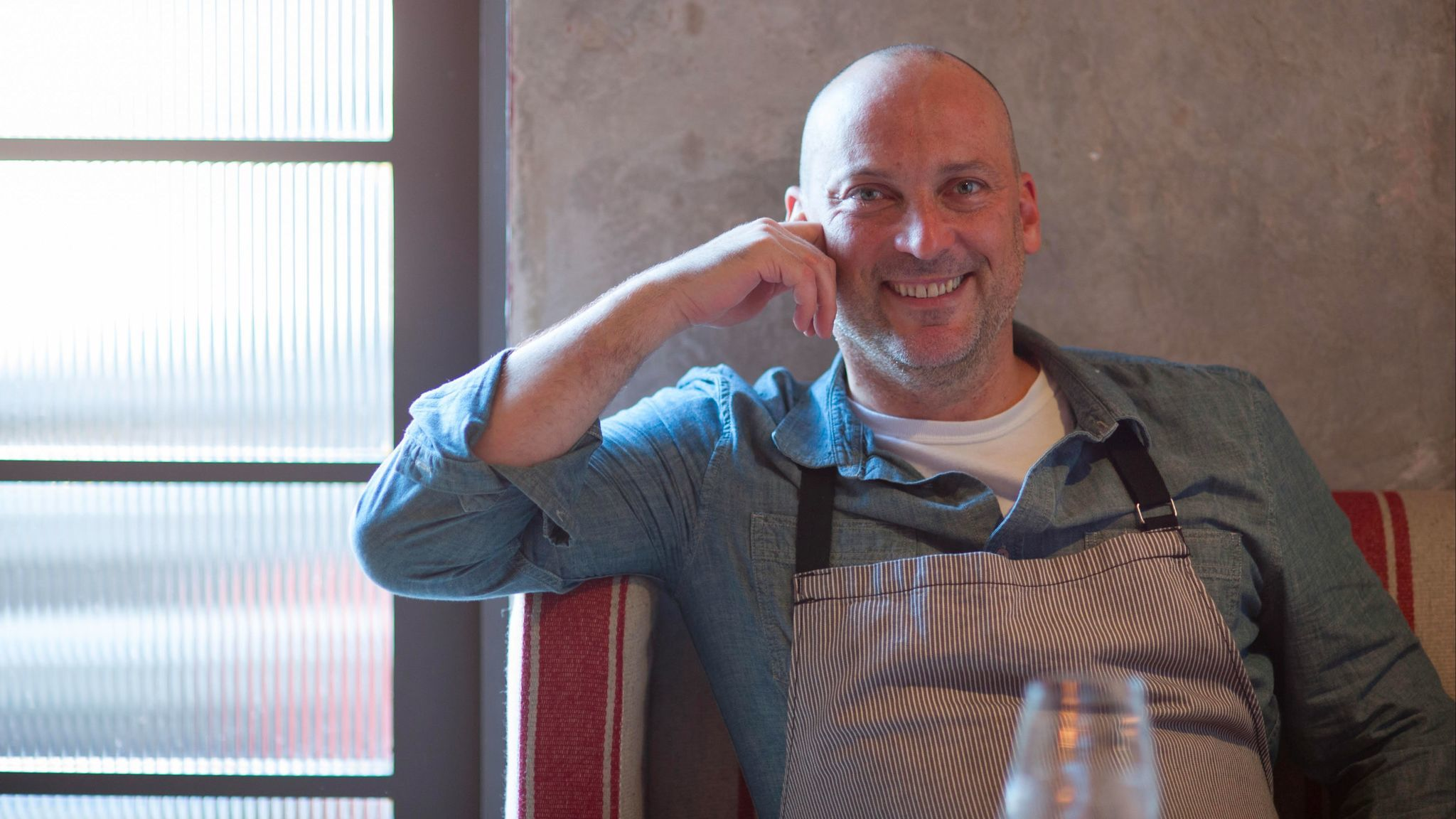 Steve Samson will open Rossoblu in downtown L.A. later this month.