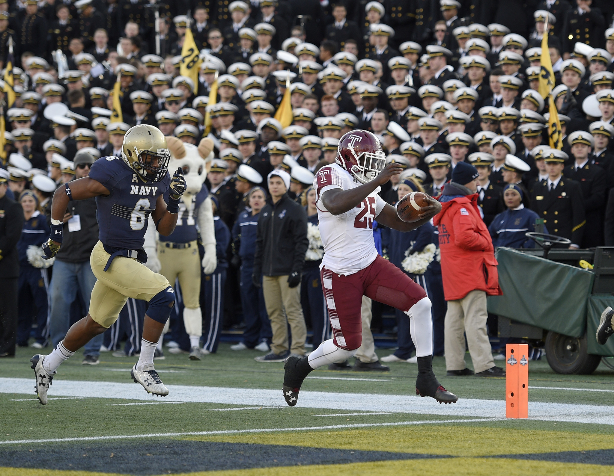 College Football Rankings: Temple Owls