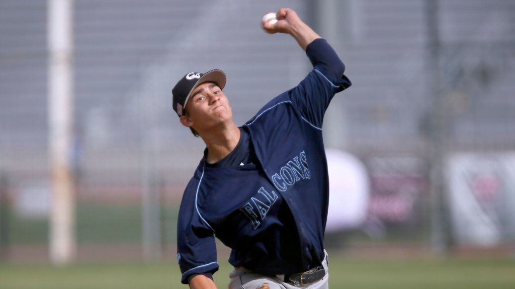 Nine-run first for Crescenta Valley baseball leads to ...