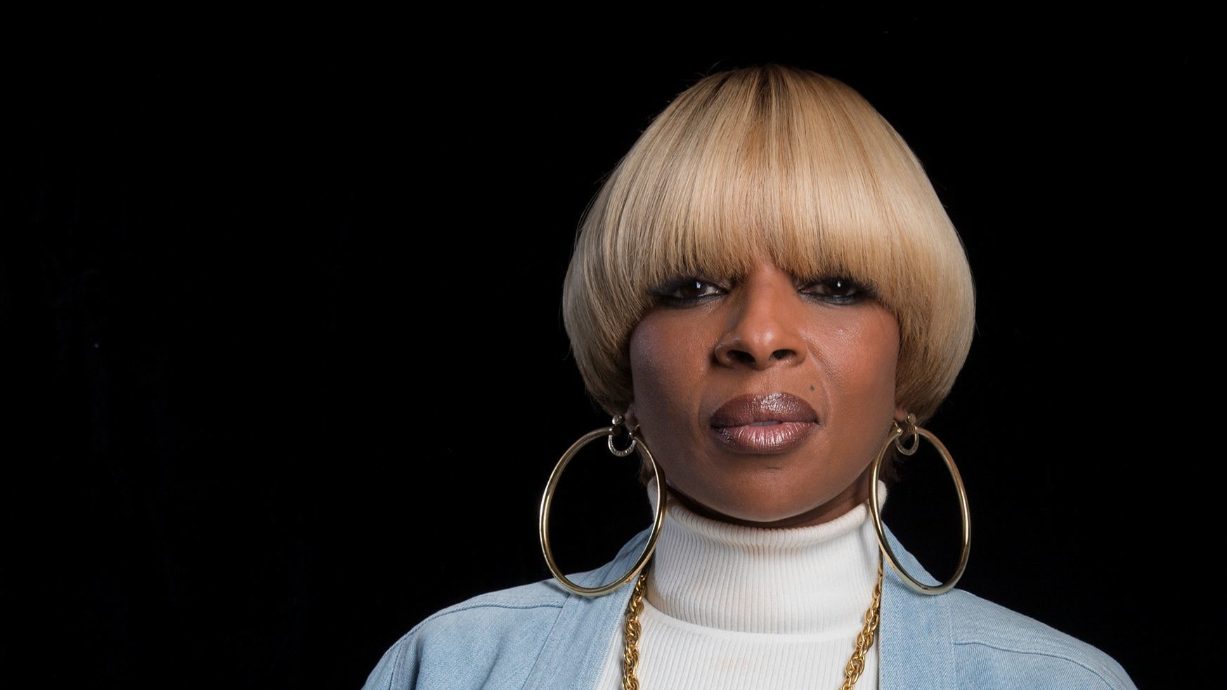 Mary J. Blige has confronted heartbreak, addiction, toxic relationships and self-hatred in her music. Now she's tackling divorce.