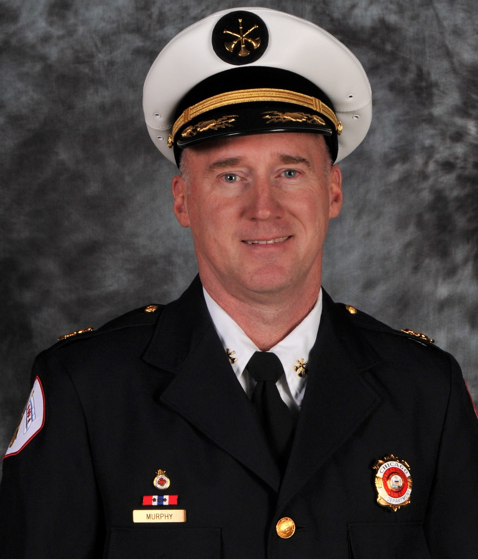 Chicago Fire Chief Dies Of 'massive Heart Attack' During