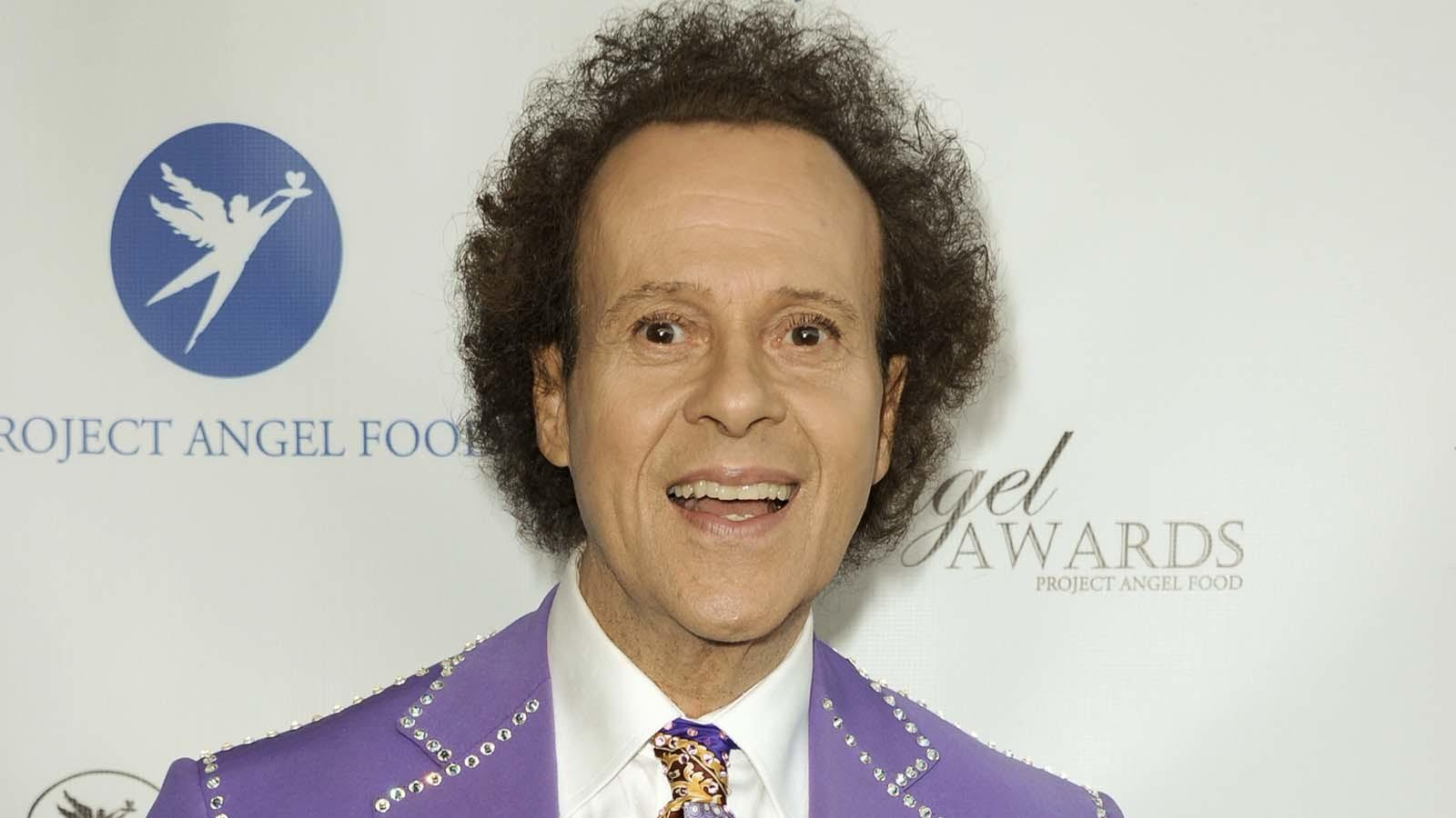 In a shocking development in the ongoing saga of Richard Simmons 76ef2de30