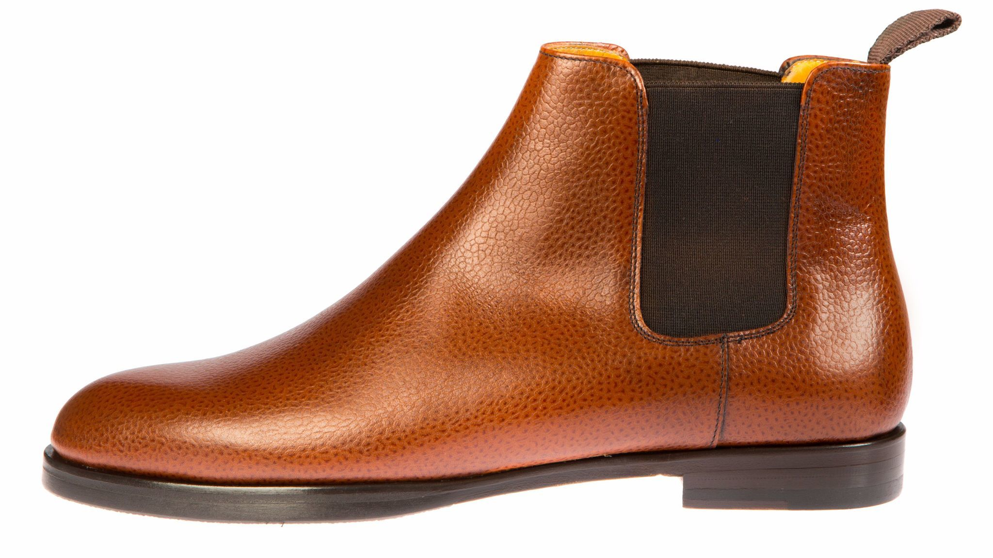 Quero Shoes has a variety of shoes and boots for men and women such as this Chelsea boot ($285) available at its Venice pop-up shop.