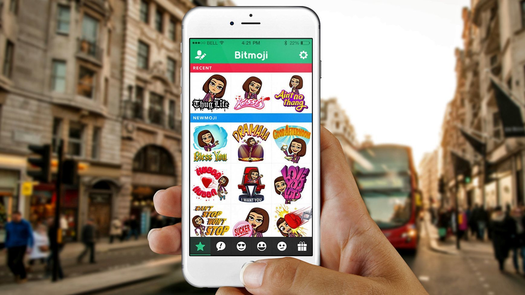 BITMOJI: Snap spent $64 million on Bitstrips, which developed technology for users to create a cartoon version of themselves to use in emojis.