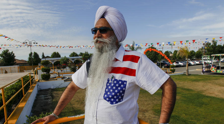 Being Sikh in Trump's America: 'You have to go out of your way to prove you're not a threat'